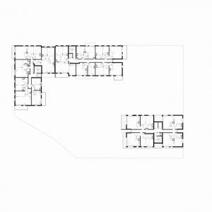 تصویر - مجموعه مسکونی ZAC du Pré Gauchet ، اثر مشاور طراحی a/LTA ، فرانسه - معماری