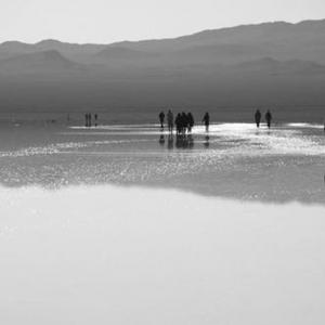 تصویر - نگاهی به بزرگترین آیینه طبیعی ایران - معماری