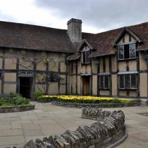 عکس - خانهای منحصر به فرد در استرتفورد ، به مناسبت 400 سالگی ویلیام شکسپیر