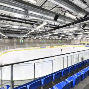 عکس - سالن جدید اسکیت روی یخ Stuttgart ، اثر تیم معماری ArchitectsHerrmann و Bosch ، آلمان