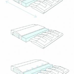 تصویر - سالن جدید اسکیت روی یخ Stuttgart ، اثر تیم معماری ArchitectsHerrmann و Bosch ، آلمان - معماری