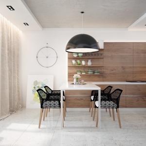 تصویر - مجموعه ای از میزهای نهارخوری مدرن - معماری