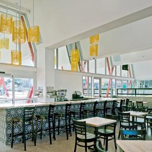 تصویر - رستوران Torchy's Tacos ، اثر تیم معماری Chioco Design , تگزاس ، آمریکا - معماری
