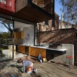 تصویر - نگاهی متفاوت به طراحی آشپزخانه ، اثر استودیو Andrew Maynard - معماری