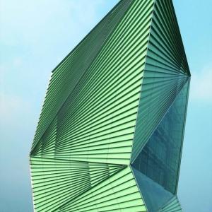 عکس - مرکز فناوری های انرژی پایدار Nottingham ، اثر تیم معماری Mario Cucinella ، چین