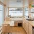 عکس - نگاهی به Vista ،خانه کوچک 49 متر مربعی