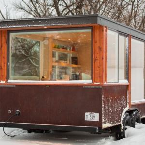 تصویر - نگاهی به Vista ،خانه کوچک 49 متر مربعی - معماری