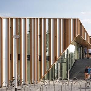 عکس - مرکز همایش های Het Anker ، اثر تیم طراحان معمار MoederscheimMoonen ، هلند