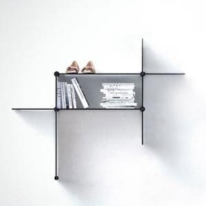 تصویر - نگاهی به شلف های مدرن استودیو Bert Hansen - معماری