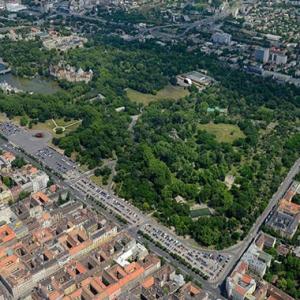 عکس - رقابت معماران شناخته شده در طراحی موزه بزرگ بوداپست