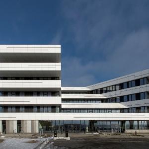 عکس - مجموعه اداری و بندرگاهی Aarhus ، اثر تیم طراحی معماری C.F. Moller ، دانمارک
