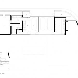 تصویر - خانه Pagoda ، اثر تیم طراحی معماری I.O architects ، بلغارستان - معماری
