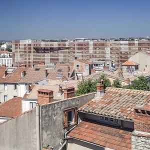 تصویر - پارکینگ طبقاتی Saint-Roch ، اثر تیم طراحی معماری Archikubik ، فرانسه - معماری