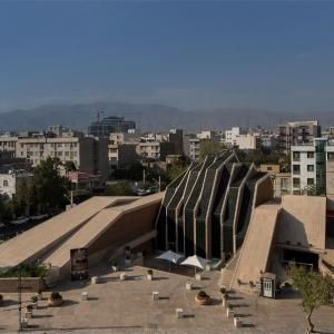 عکس - مجموعه فرهنگی مذهبی امام رضا (ع) , اثر استودیو معماری Kalout , تهران