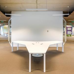 تصویر - ساختمان اداری Tetra در موسسه تحقیقاتی Deltares , اثر تیم معماری Jeanne Dekkers , هلند - معماری