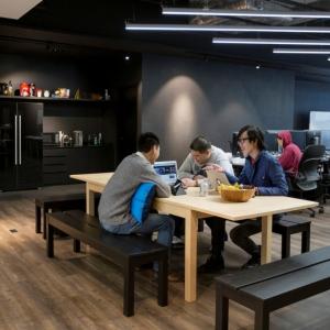 تصویر - مجموعه اداری 9GAG , اثر تیم معماری LAAB Architects , هنگ کنگ - معماری