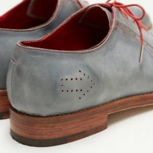 تصویر - کفش های مجهز به GPS ، اثر طراح بریتانیایی dominic wilcox - معماری