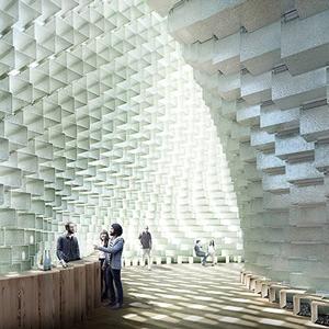 تصویر - پاویون سرپنتین 2016 پیش از اجرا - معماری
