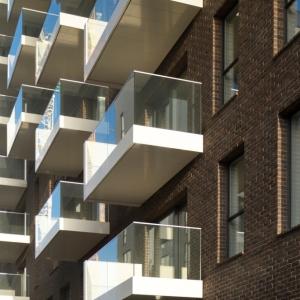 عکس - آپارتمان مسکونی Greenwich Peninsula Riverside ، اثر تیم معماری C.F. Moller ، انگلستان
