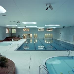 تصویر - مجموعه آبی و استخر Feng Shui ، اثر استودیو طراحی Mikou ، فرانسه - معماری