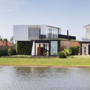 تصویر - خانه Enseada ، اثر تیم معماری Arquitetura Nacional ، برزیل - معماری