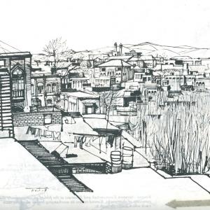 تصویر - هوشنگ سیحون ( Hooshang Seyhoun ) - معماری
