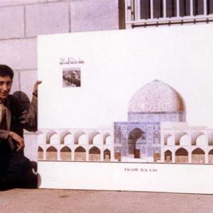 تصویر - هادی میرمیران ( Hadi Mirmiran ) - معماری