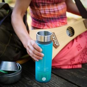 عکس - GRAYL، دستگاه تصفیۀ آب سریع برای علاقهمندان به سفر در طبیعت