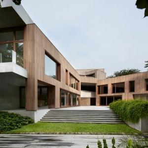عکس - خانه Astrid Hill  ، اثر معماران Tsao و McKown ، سنگاپور