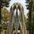 عکس - آرامگاه خیام به فهرست یکصد اثر شاخص معماری معاصر پیوست.