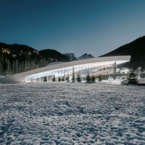 عکس - مرکز بازی های آبی Aquamotion ، اثر تیم معماری Auer Weber  ، فرانسه