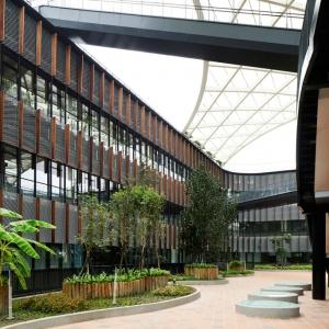 تصویر - پردیس تحقیقاتی و نوآوری تایوان ITRI ، اثر استودیو معماری Noiz Architects ، تایوان  - معماری