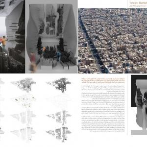 تصویر - منتخبین غرفه ایران در دوسالانه معماری ونیز 2016 - معماری