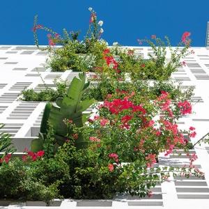 تصویر - نگاهی به برج دیوار سفید ژان نوول در پایتخت قبرس - معماری