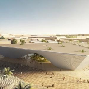 عکس - انتشار طرح هایی از پاویون های اکسپو 2020 دوبی , اتصال افکار , خلق آینده