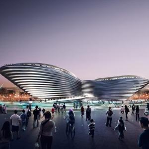 تصویر - انتشار طرح هایی از پاویون های اکسپو 2020 دوبی , اتصال افکار , خلق آینده - معماری