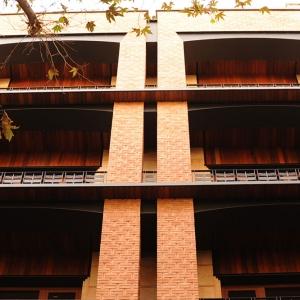 تصویر - ساختمان مسکونی شهرزاد ، اثر مهندسان مشاور مرمت و معماری زندیگان , تهران - معماری