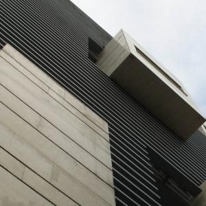 تصویر - ساختمان اداری پل رومی ،اثر رضا دانشمیر ،تهران - معماری