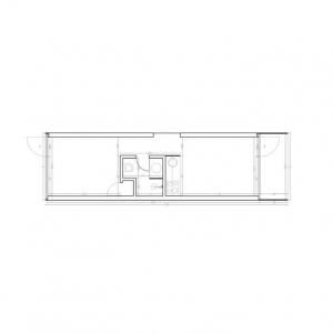 تصویر - سکونتگاه مدولار MIMA Light ، اثر تیم طراحی MIMA Architects ، پرتغال - معماری