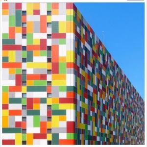 تصویر - 10 تصویر از معماری مدرن و رنگارنگ استانبول - معماری