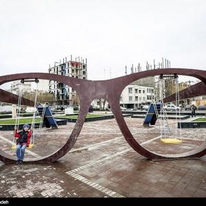 تصویر - المانهای نوروزی 1395 ، مشهد - معماری