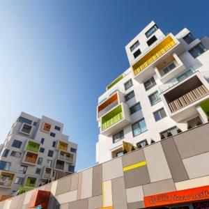عکس - مجتمع مسکونی New Grove ژ، اثر تیم طراحی معماری Architekti Sebo Lichy ، اسلواکی