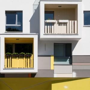 تصویر - مجتمع مسکونی New Grove ژ، اثر تیم طراحی معماری Architekti Sebo Lichy ، اسلواکی - معماری