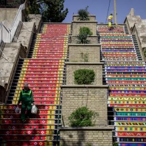 تصویر - تهران در نوروز 95 - معماری