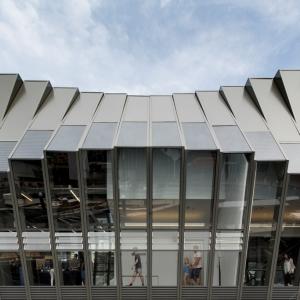 عکس - پاویون Waterfront ، اثر تیم طراحی معماری FJMT Studio ، استرالیا