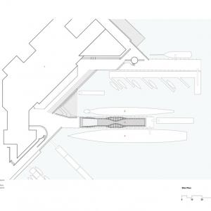 تصویر - پاویون Waterfront ، اثر تیم طراحی معماری FJMT Studio ، استرالیا - معماری