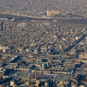 عکس - جزییات اقدامات معاونت معماری و شهرسازی برای تحقق مشهد ۲۰۱۷