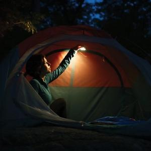 تصویر - چراغ قوه کوچک Biolite - معماری