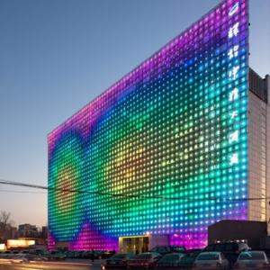 عکس - پروژه GreenPix ، پوسته و معماری دیجیتال ، اثر تیم معماری Giostra و ARUP ، چین