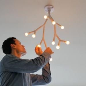 تصویر - با سلیقه خود به این چراغ شکل دهید. - معماری